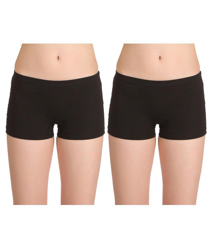 Selfcare Cotton Boy Shorts