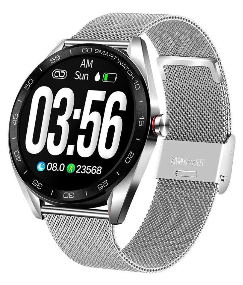 Opta SB-131 Smart Watches Silver