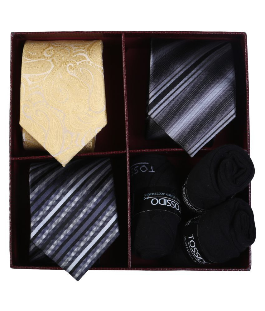 Tossido Formal Gift Set