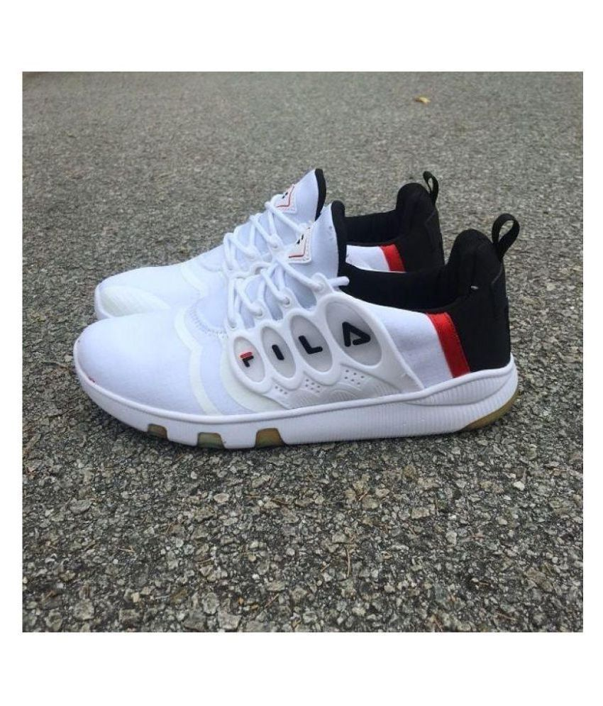 fila capsule shoes price