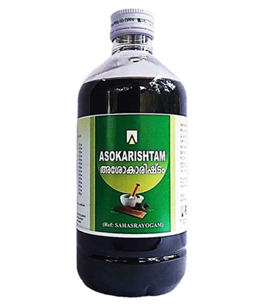Aswini Pharmaceuticals Asokarishtam Liquid 450 ml Pack Of 1
