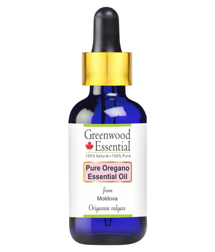 Greenwood Essential Pure Oregano  Essential Oil 10 mL