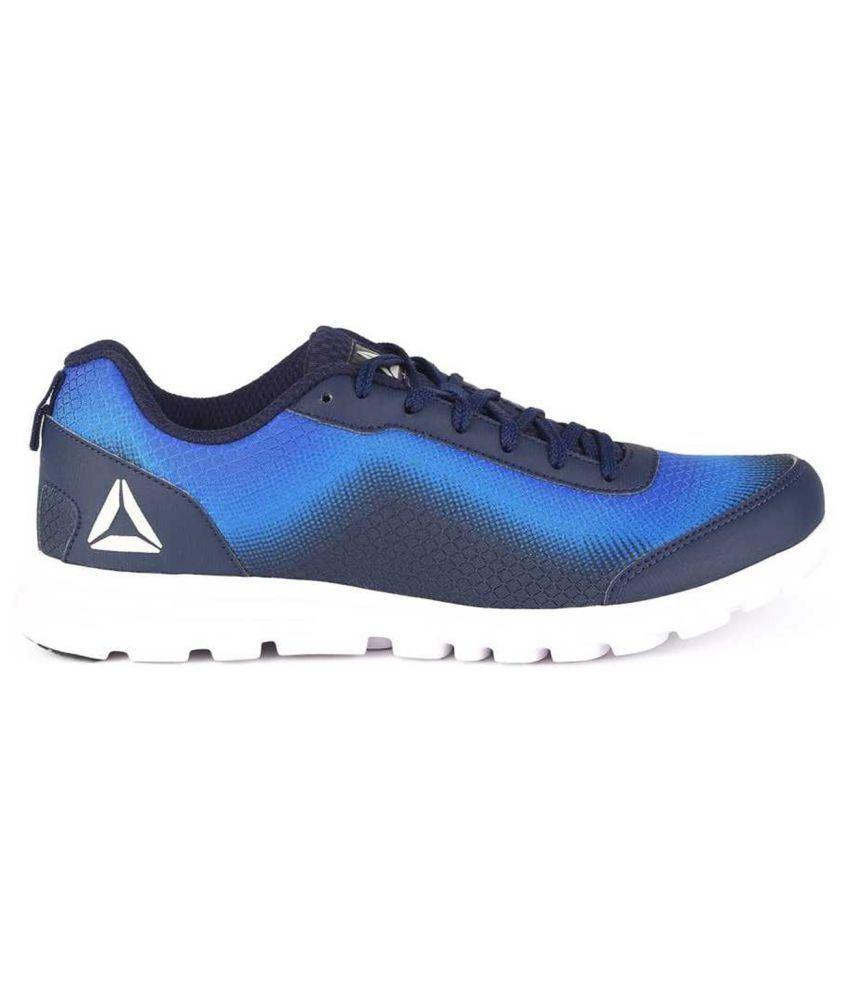 Reebok DUO M LP Blue Running Shoes
