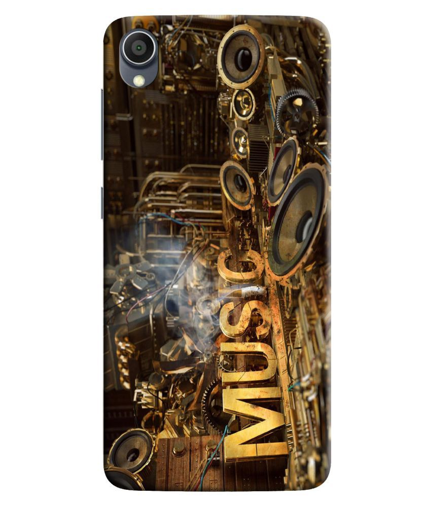 Asus Zenfone Lite L1 Printed Cover By HI5OUTLET