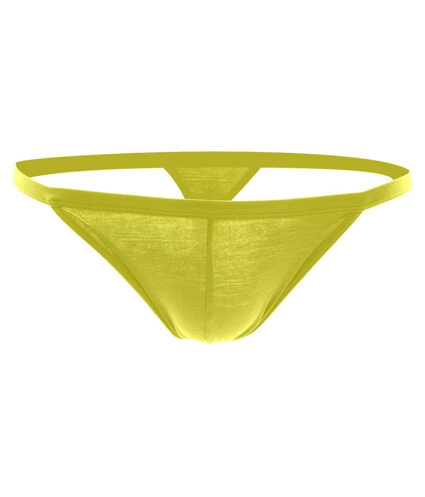 THE BLAZZE Green G-String Single
