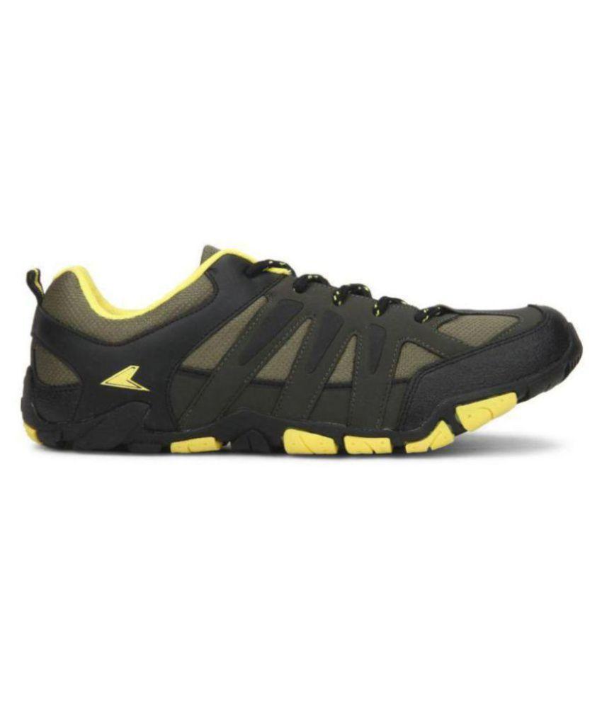 BATA Men Lionel Olive Running Shoes