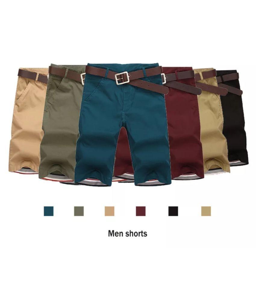 marcsman Beige Shorts