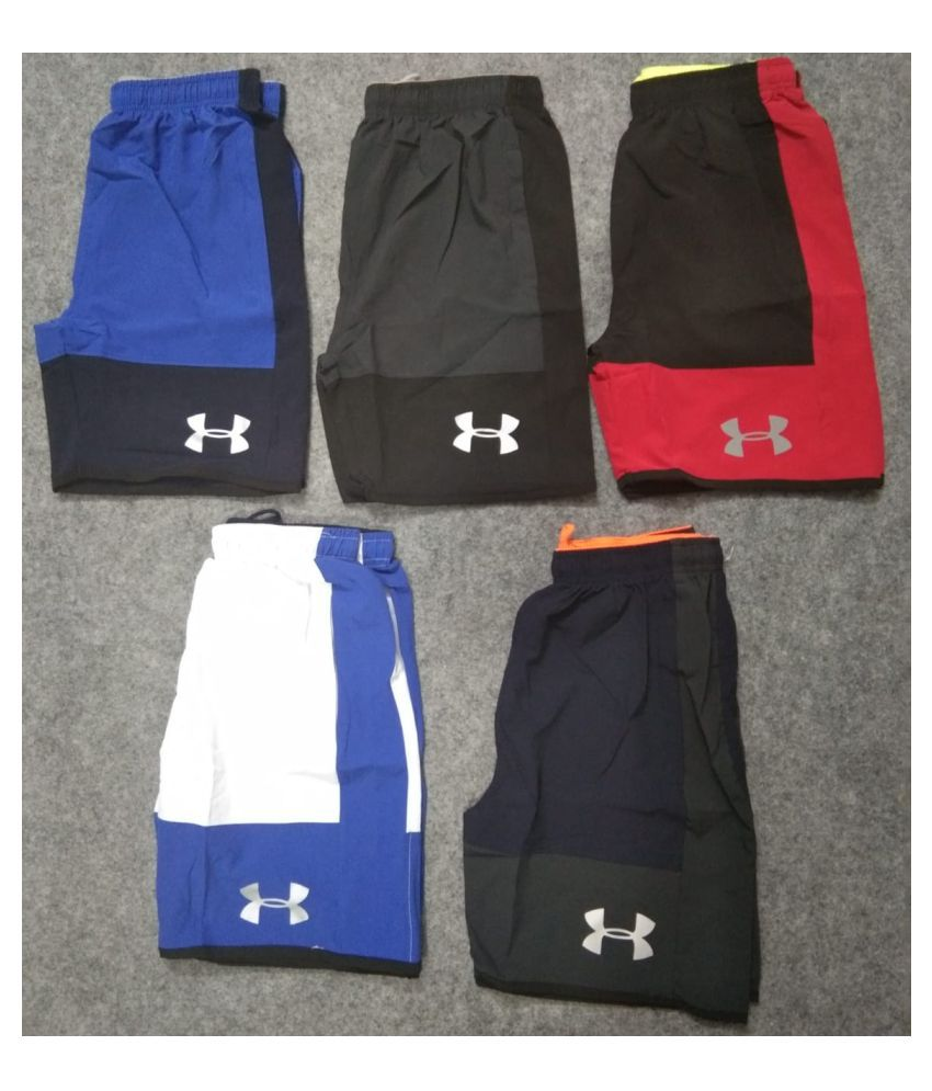Under Armour Blue Shorts