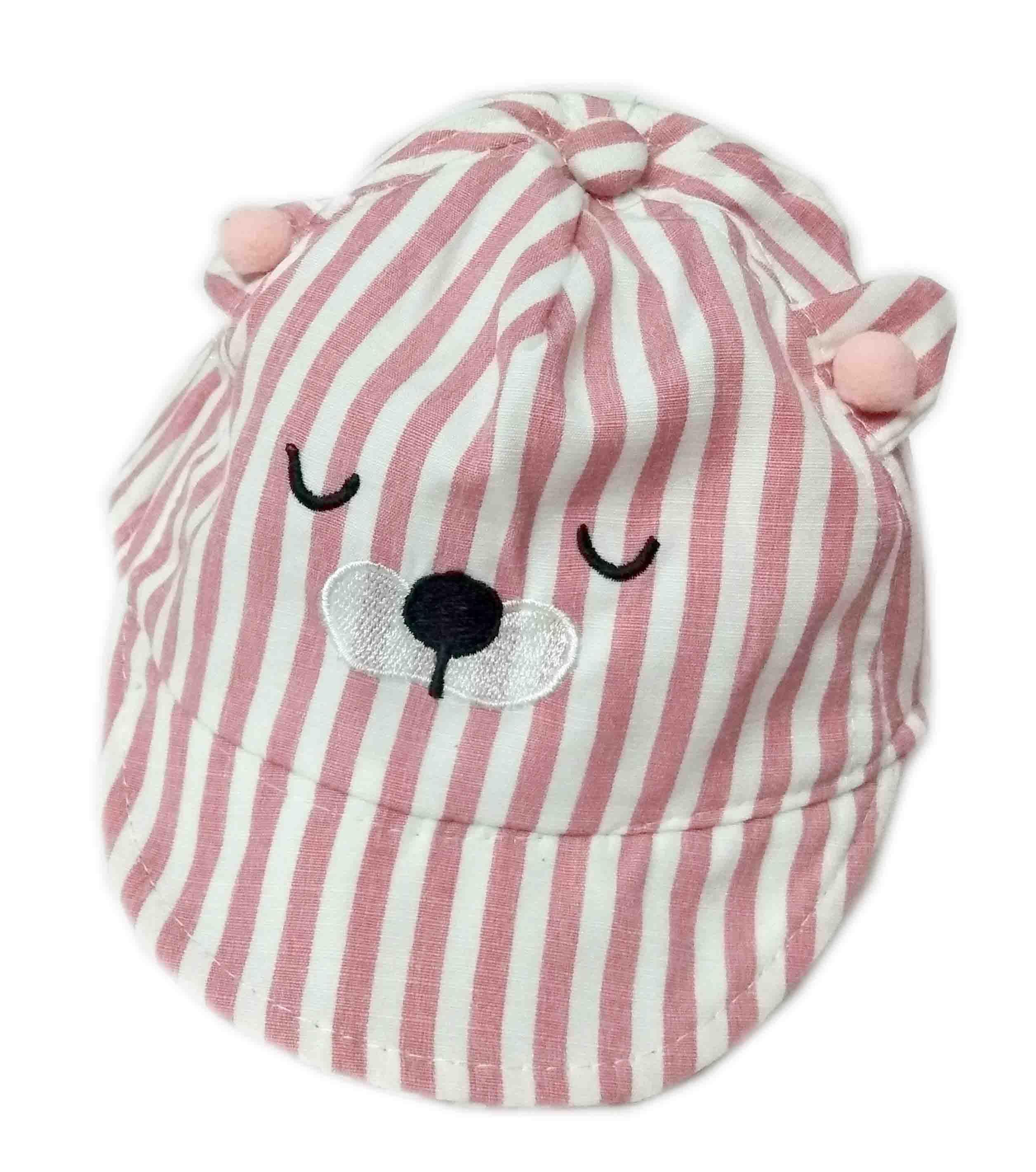 Squnibee Kids Cap (Pink)