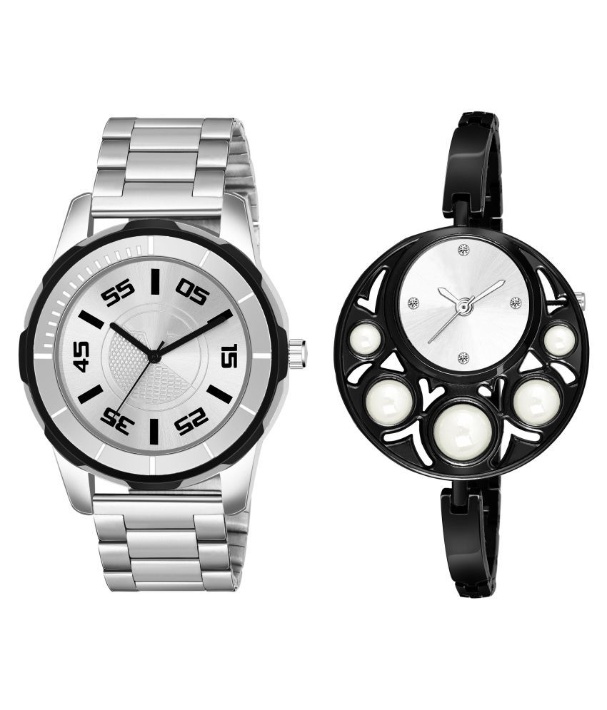 Ghanshyam Fashion Unique Styles Watch For Couple