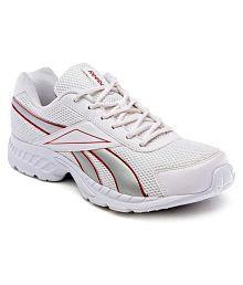 Reebok ACCIOMAX White Training Shoes