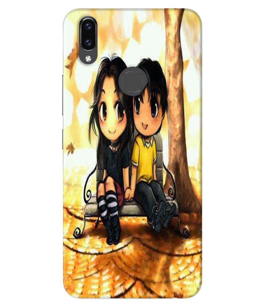 Vivo Y93 Printed Cover By HI5OUTLET