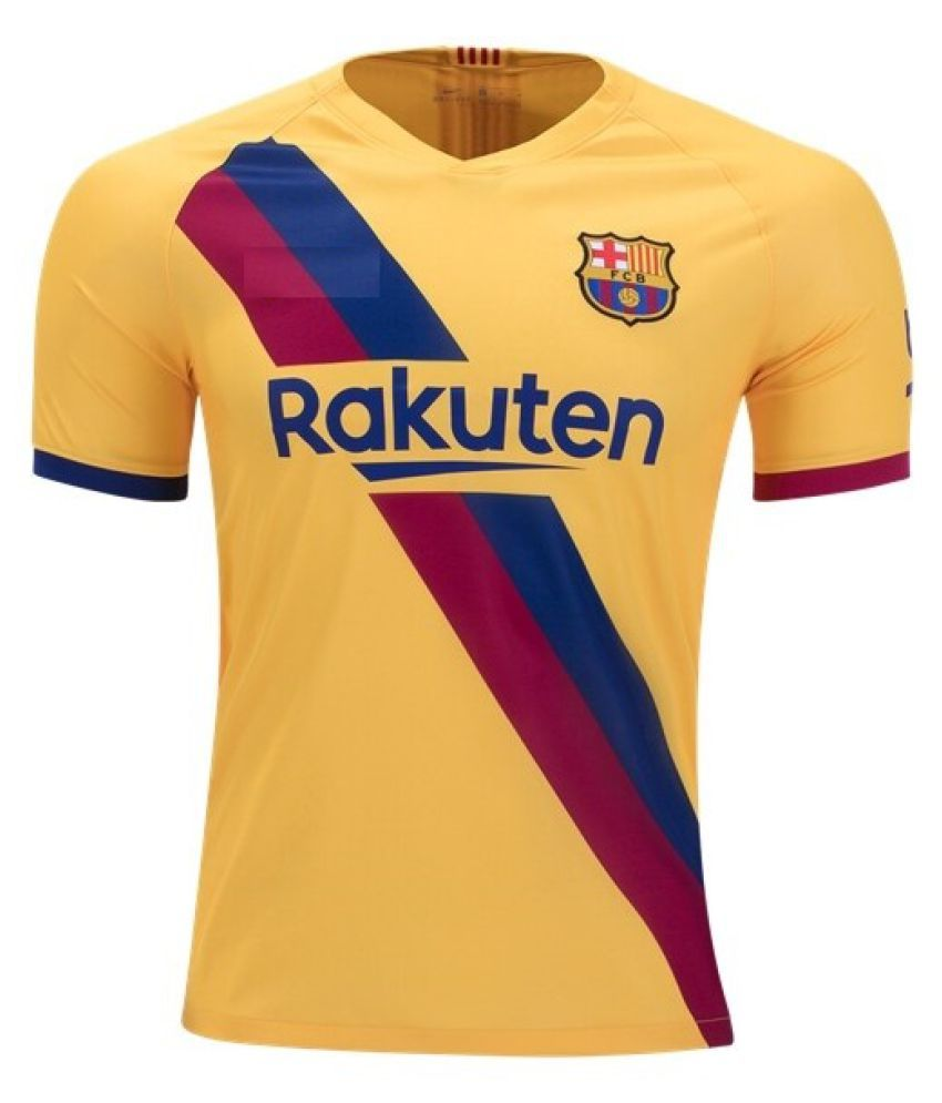 low priced 15059 f0a57 Barcelona Away Soccer Jersey 2019-2020 (Only Jersey)