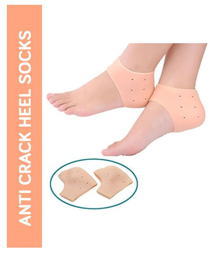Waymore Heel Socks Protector For Heel Anti-Crack Free Size