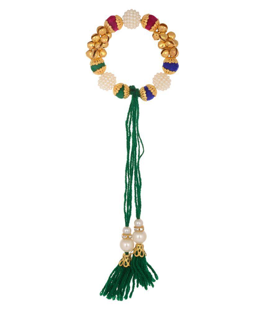 Lumba Rakhi Green