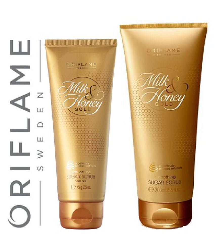 Milk & Honey Gold Sugar Facial Scrub 275 gm