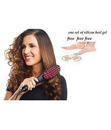 BK 10 IMPORT & EXPORT Hair Straightener ( black )