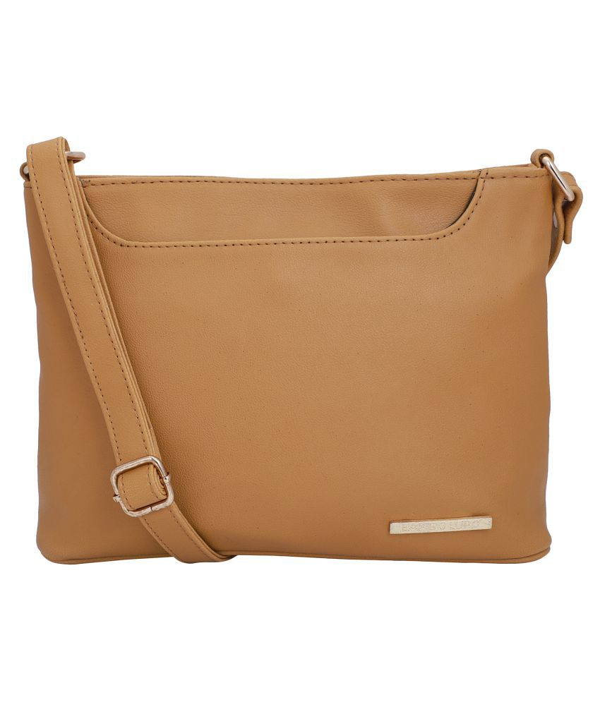 Lapis O Lupo Assorted Synthetic Casual Messenger Bag