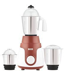 Boss Joy 550 Watt 3 Jar Mixer Grinder