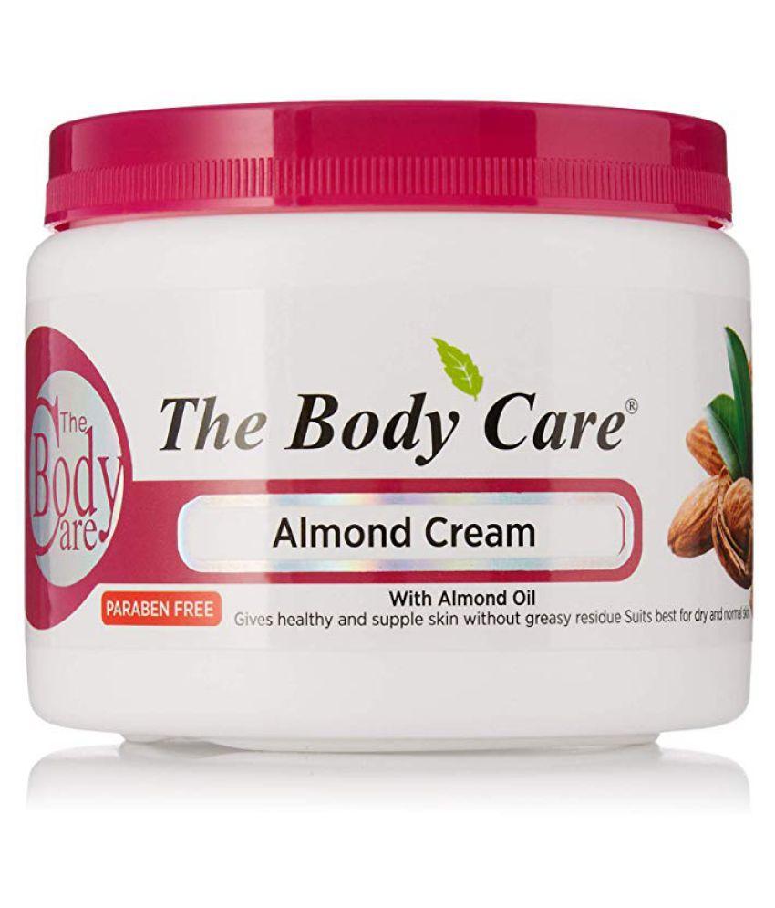 The Body Care Almond Cream Moisturizer 100 gm