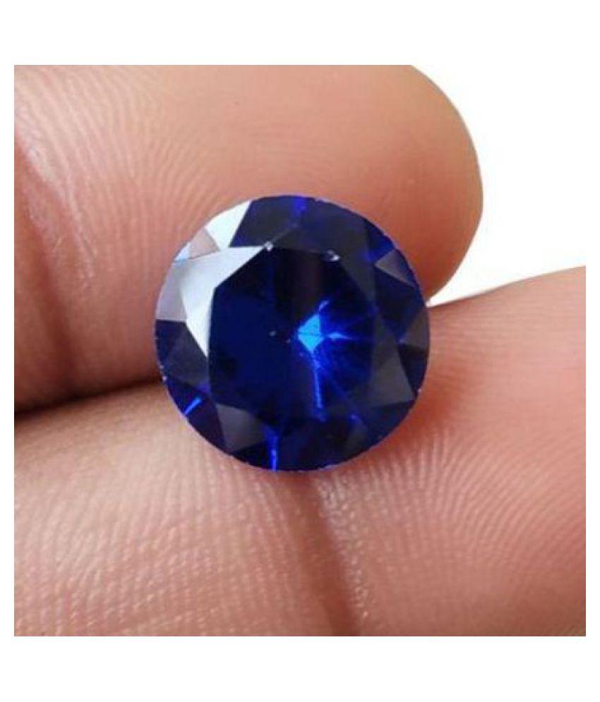 Natural Blue Zircon Precious Gemstone