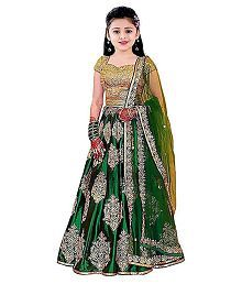 aa6826844af91 Girls Ethnic Wear: Buy Girls Ethnic Wear Online at Best Prices in ...