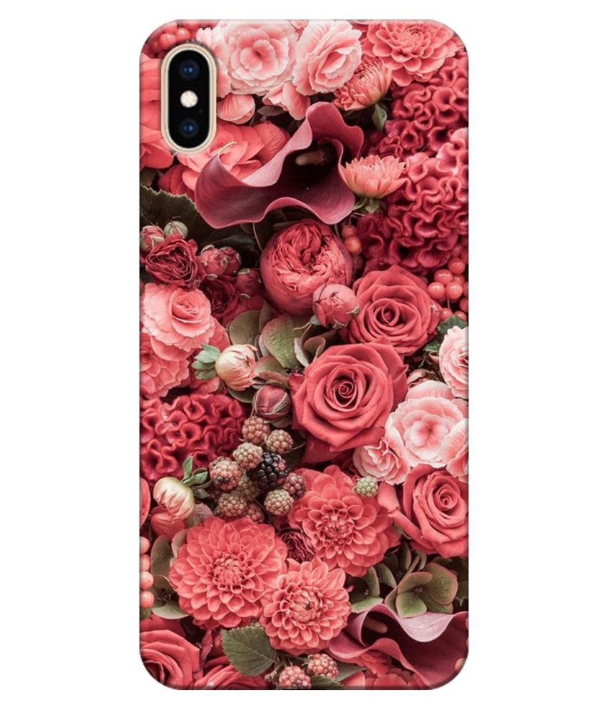 Apple iPhone XS Max Printed Cover By Picwik 3d Printed Cover