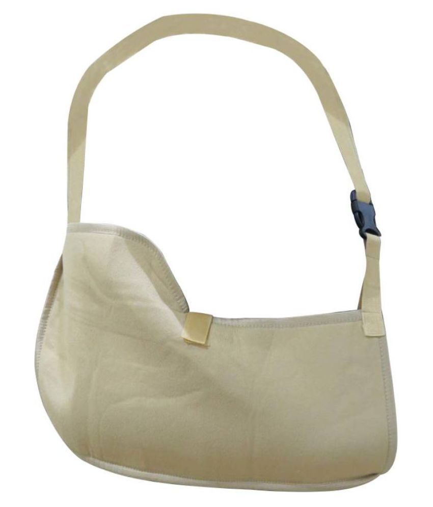 Acco Breathable Split Straps Pouch Arm Sling Support M