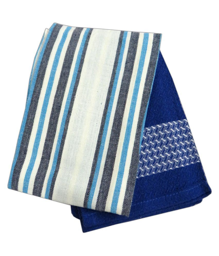 URBAN-TRENDZ Set of 2 40x60 Cotton Kitchen Towel