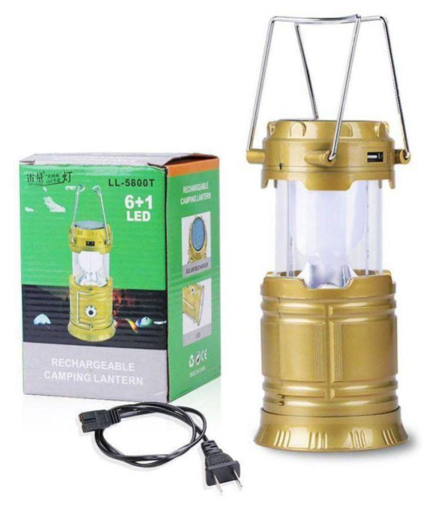 Kozycare 3.5W Solar Lantern - Pack of 1