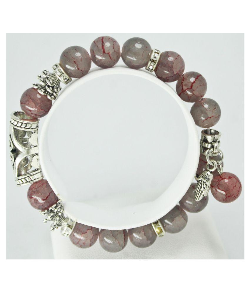 SGM Handmade Adjustable Fancy Fashionable Bracelet