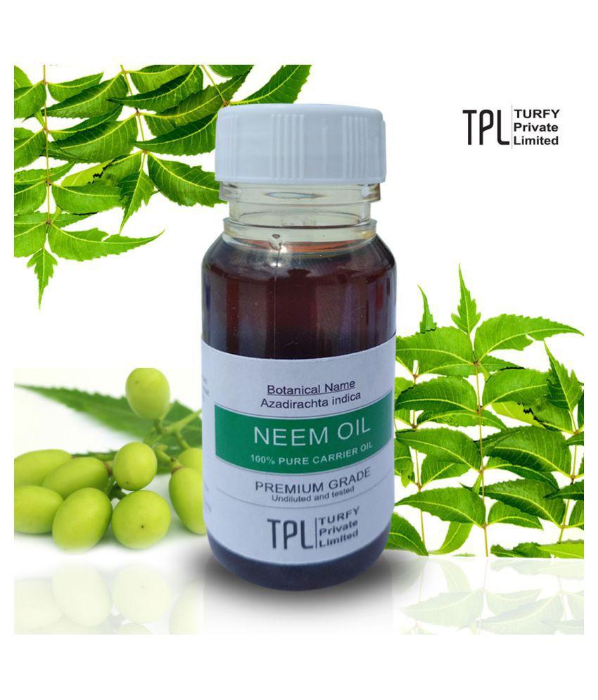 Turfy Neem Oil Pure & Natural Carrier Oil 30 mL
