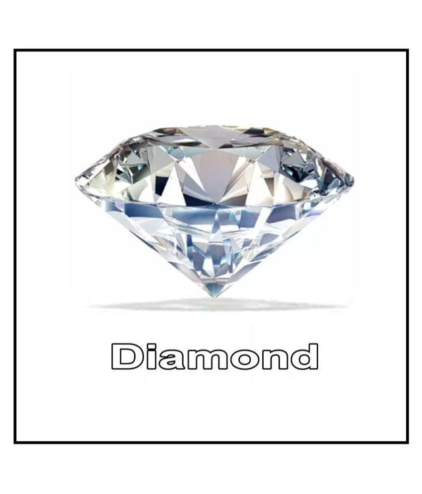6.3 Carat Zirconia Crystal American Diamond