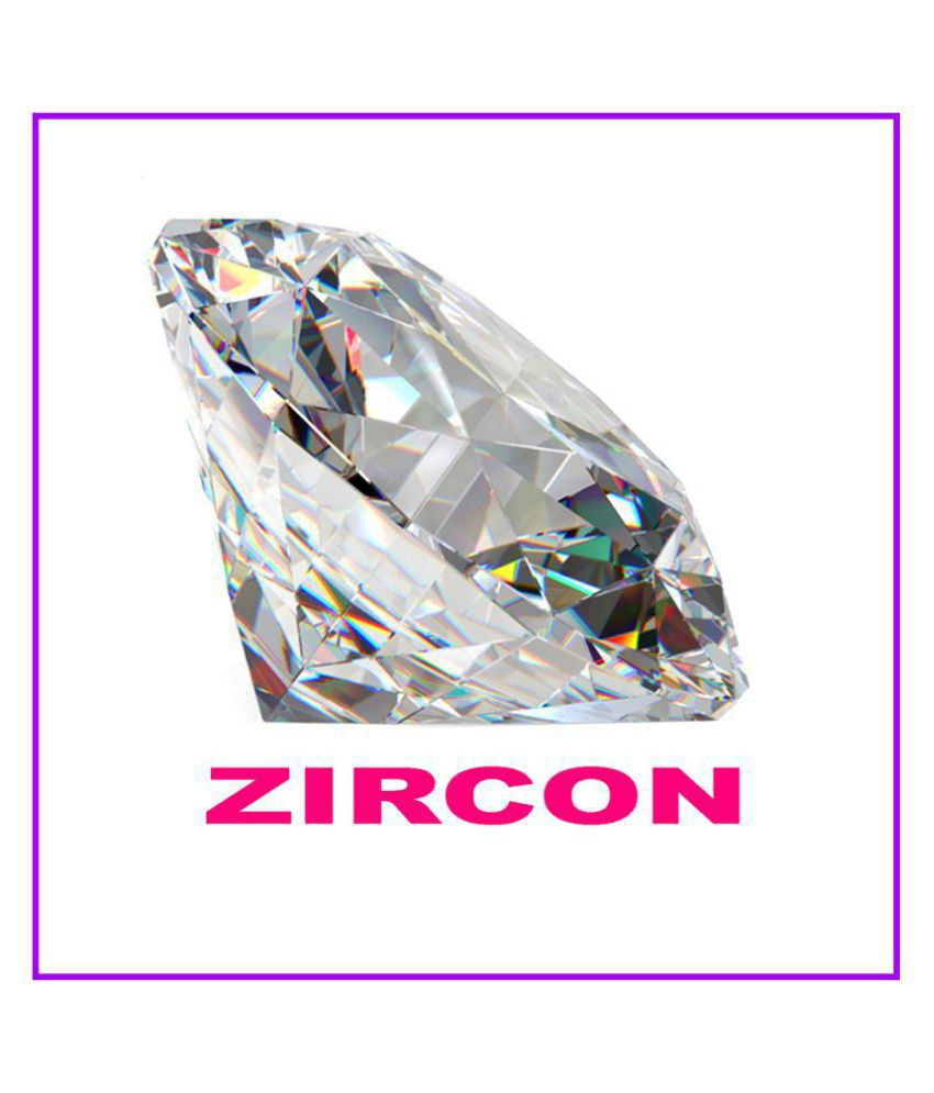 OriginaI Dimond Gemstone (zircon)