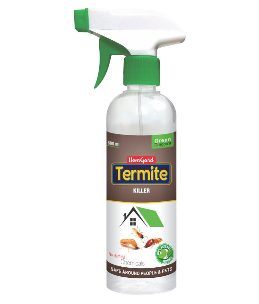 Green Dragon Termite Spray HomGard Killer - 500 ml