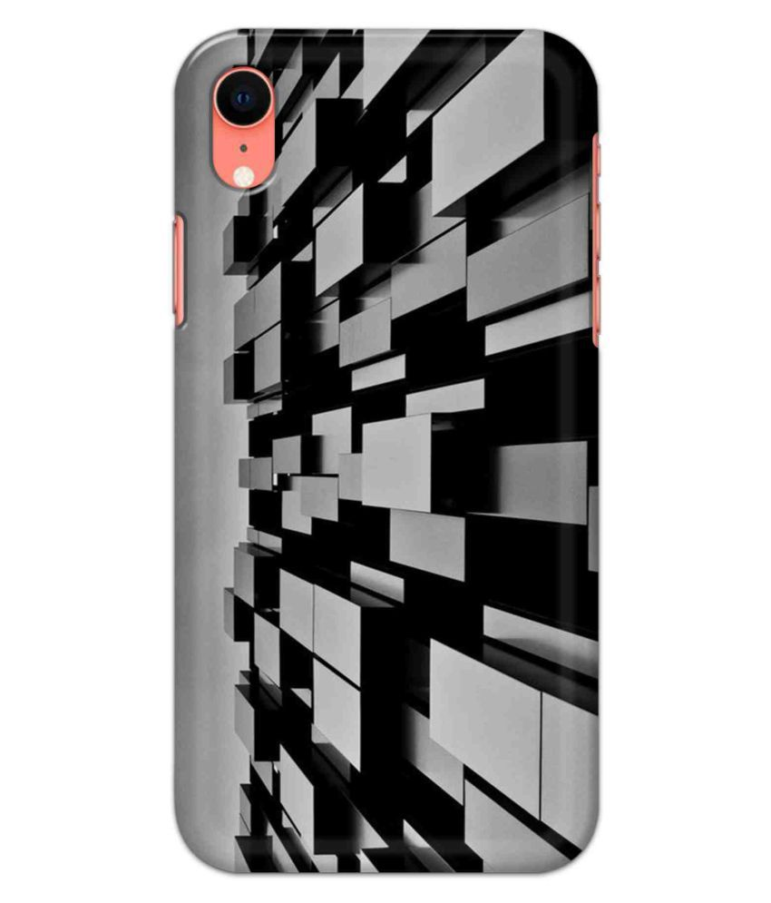 Apple IPhone XR Printed Cover By Printor