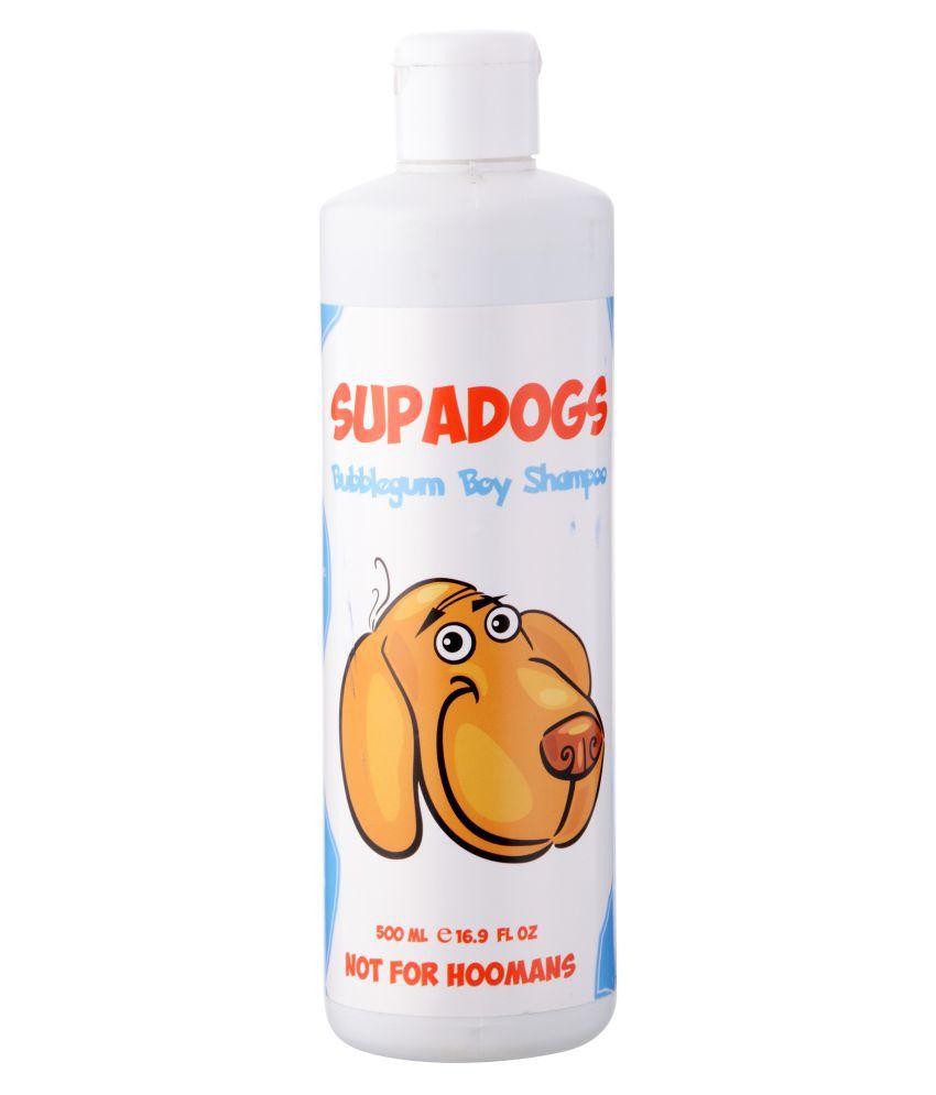 SUPADOGS Bubblegum Boy Dog Shampoo 500ml