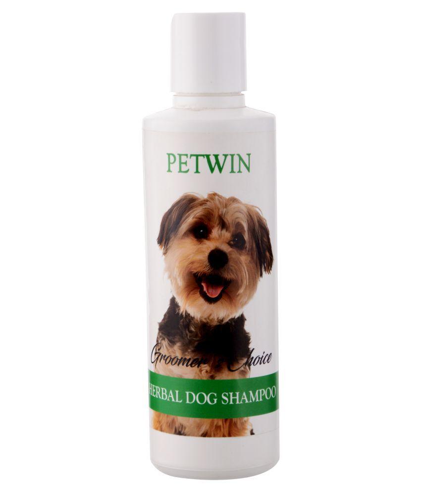 PETWIN GROOMER'S Choice Herbal Dog Shampoo 200ml