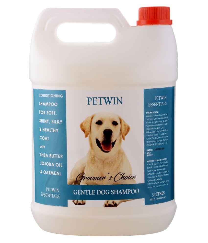 PETWIN Groomer's Choice Puppy Shampoo 5 L