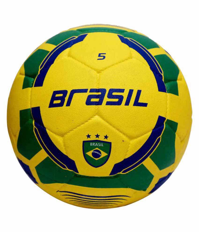 Vector X Football Yellow Football Size  5