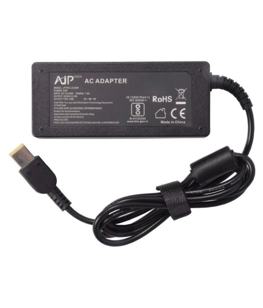 AJP India Laptop adapter compatible For Lenovo FLEX 3 14 (80R3000QCF) PSU Battery Charger Sold by Ajparts India