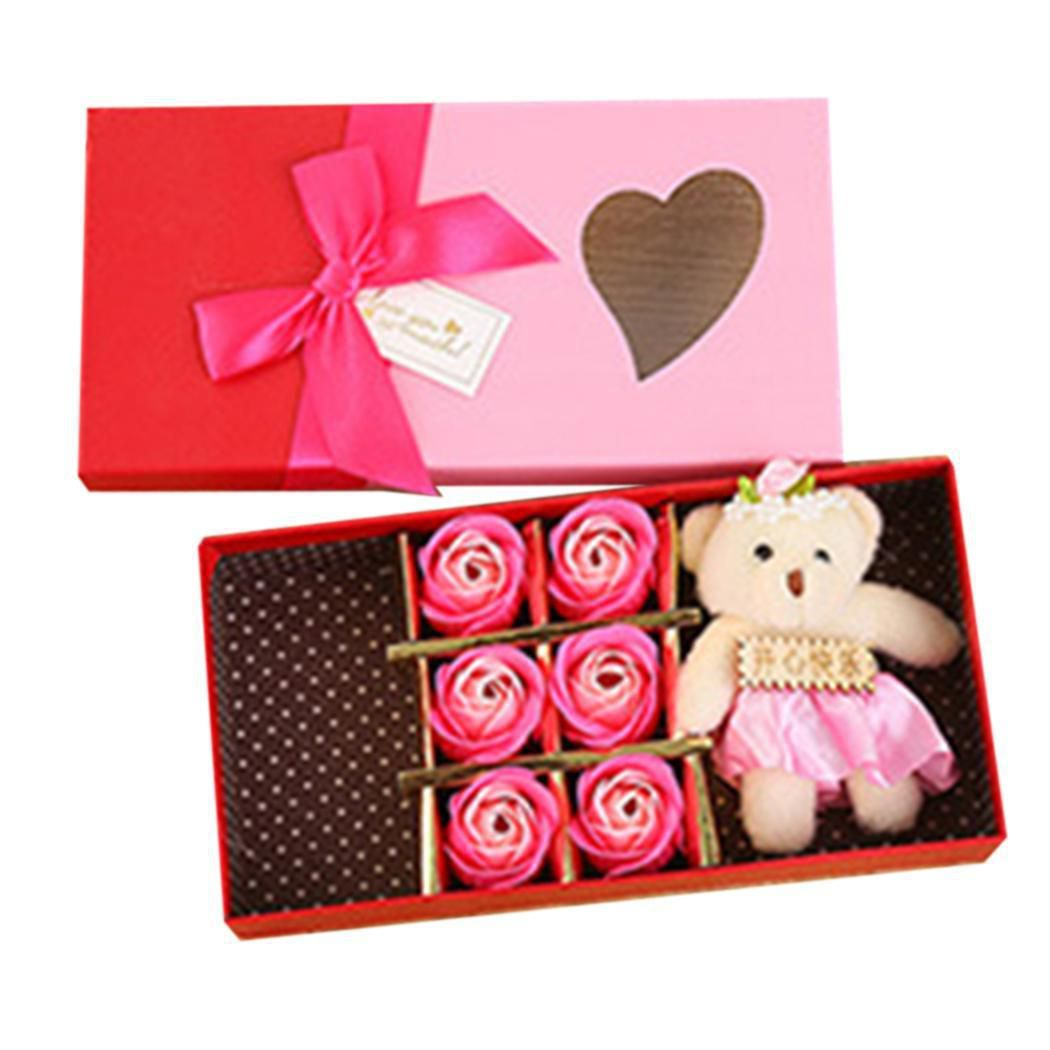 Valentine Wedding Mothers Day Plush Bear Shape Soap Rose Gift Set Buy Valentine Wedding Mothers Day Plush Bear Shape Soap Rose Gift Set At Best Price In India On Snapdeal