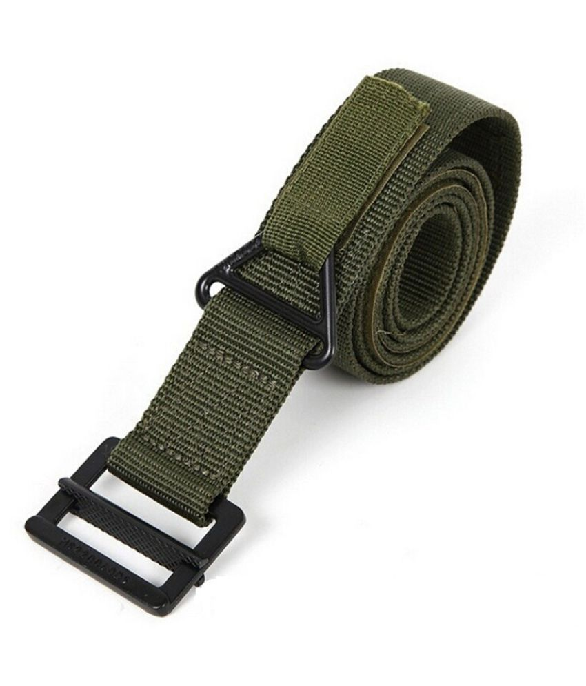 Outdoors Nylon Tactical Belt Men's CQB Military Combat Duty Rescue Rigger Belt