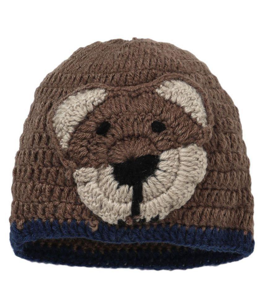 CHUTPUT Brown Bear Cap