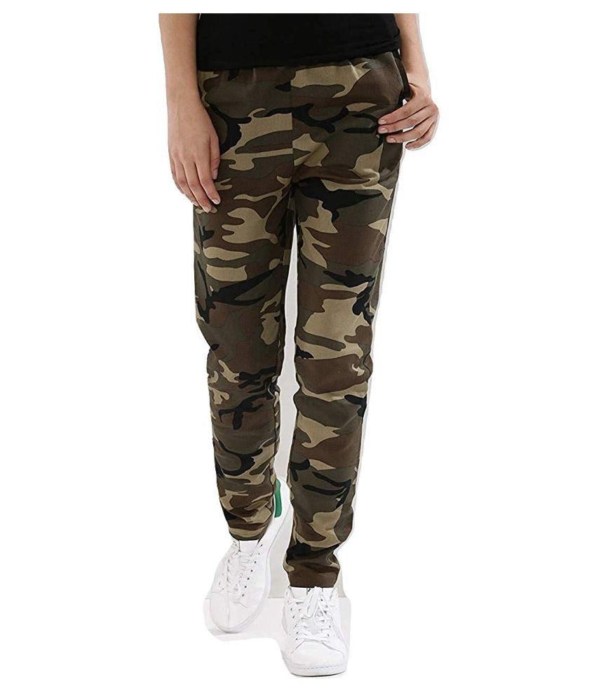 AGLOBI INDIAS NO-1 BRAND Green Regular -Fit Flat Trousers