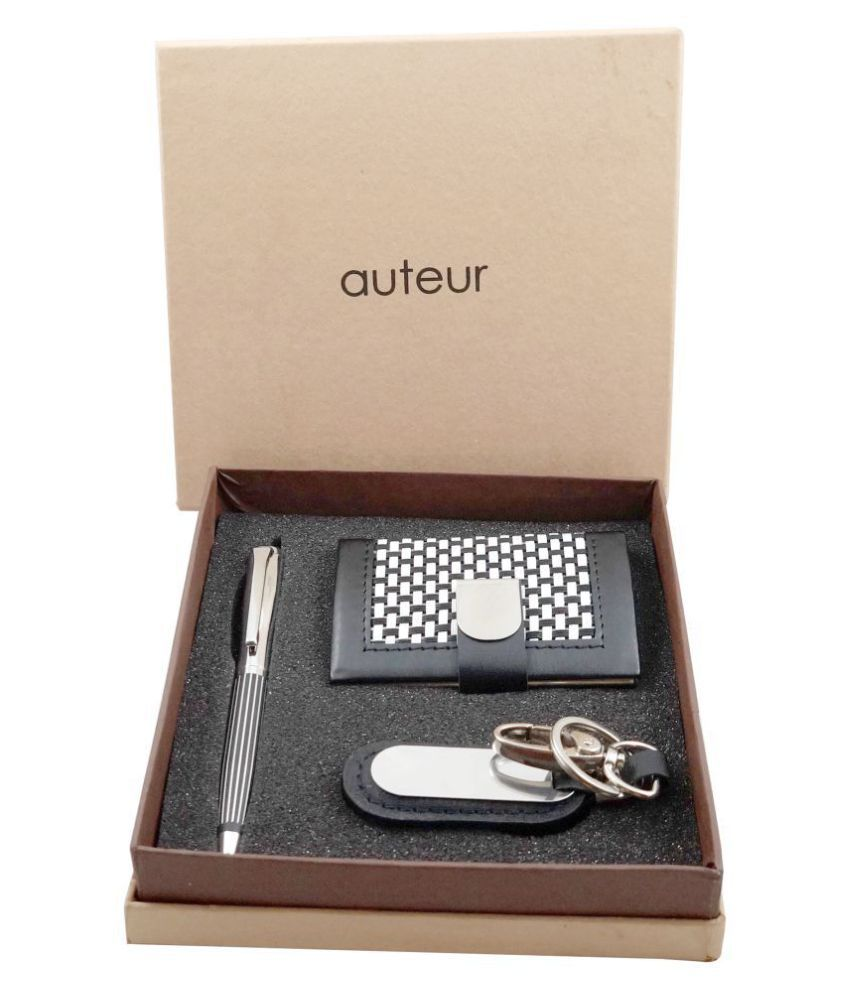 Auteur 3-in-1 Premium Gift Set