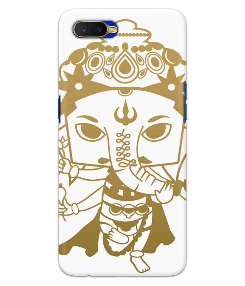 Oppo K1 Printed Cover By Printor