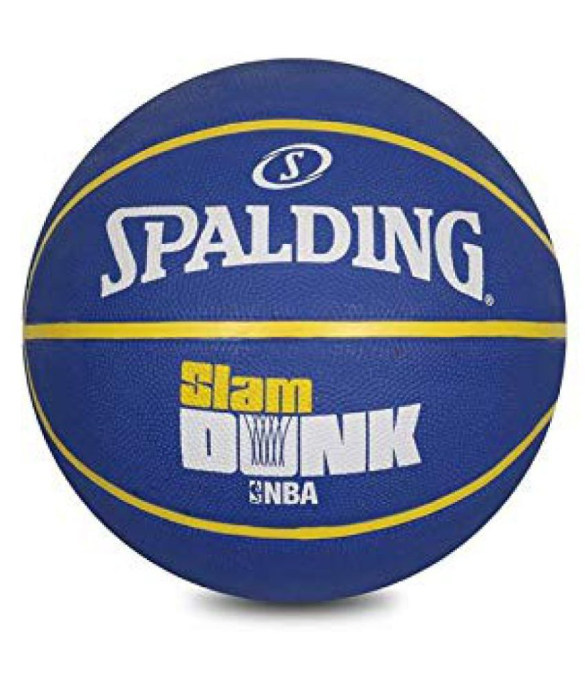 Spalding 7 Rubber Basketball