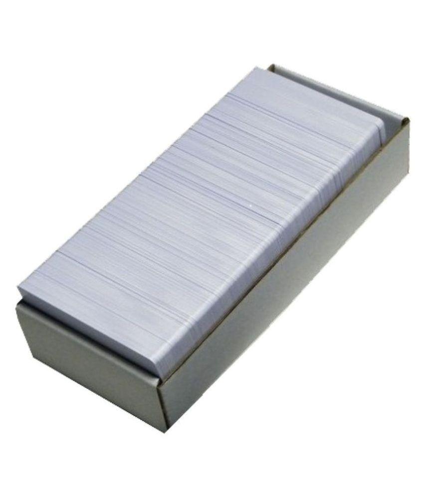 GAMI'S THERMAL PVC CARD FOR ALL THERMAL PRINTER 250 PCS BOX