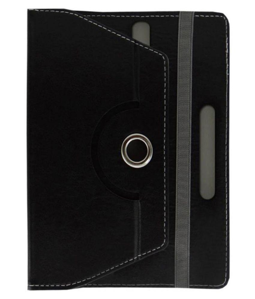 Huawei Honor Tab 5 8 Inch Flip Cover By Cutesy Black